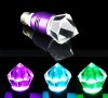 Special effect 3W RGB led crystal lamp
