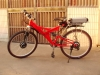 E bike conversion kit with dual motor