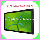 47 inch Indoor LCD Touch Panel for Advertising
