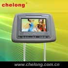 7 inch Car DVD Player with TFT high definition 16:9LCD(CL-800D)