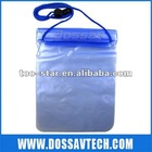 High quality!! PVC waterproof bag for iphone5/camera/mp3/mp4