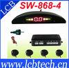 Car LED Display 4 Parking Sensor Reverse backup Radar SW-868-4