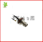 RP-TNC jack male pin+RG1.13 coaxial cable+IPEX female cable assemly