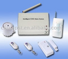 gsm home alarm system gate opener
