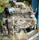 heavy duty truck engine