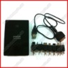 2 USB Output, Universal 6800mah Power Bank for iPhone iPad Samsung HTC PSP Mp3 Mp4