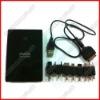 2 USB Output, Universal 6800mah Power Bank for iPhone iPad Samsung HTC PSP Mp3 Mp4