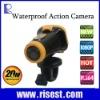 Newest 2.5 HD CMOS Sensor Diving Camera Video Recorder