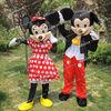 2013 mickey and minnie mascot costume