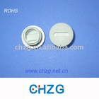 nylon round screw plug