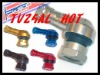 TV25AL Motorcycle Aluminum Tubeless Valve,Tube Valve