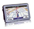 4.3'' portable AV-IN navigation car GPS