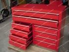 qingdao factory powder coating box tool cabinet AX-1044