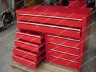 qingdao factory powder coating box tool cabinet AX-1044