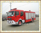 Top quality Famous Dongfeng 4*2 used fire trucks