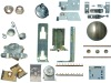 high precision stamping parts & sheet metal fabrication OEM service, small order accpeted-stamping parts