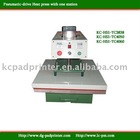KC-HS1 Pneumatic One-station Sublimation press