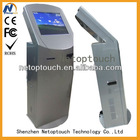 Touch payment thermal printer kiosk