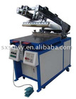 pneumatic-flat screen printing machine
