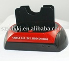 USB3.0 Dual SATA HDD docking station