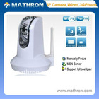 MR-005B IP Camera M-JPEG WIRED IP CAMERA SPECIFICATION