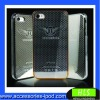 Stainless steel relief case for iphone 4