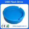 round silicone Ashtray