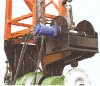 Hydraulic wireline winch for exploration drilling