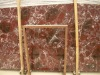 2012 best supplier for red marble slab
