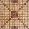 bamboo mosaic flower shape BM005-SN