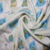 Cotton Bamboo Fabric Print Design Clothing
