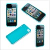 For iPhone 5 two colors tpu case and bumper