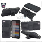 PC+TPU type pattern kickstand robot case for Apple iPhone 5 P-IPH5PC110