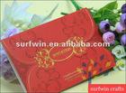 Hot-stamp wedding card