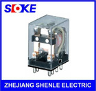 SLOKE plug in power relay JQX-13F-MY2C (LONGO)