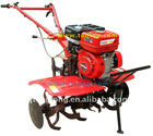 paddy and dry field used 3.8kw belt transmission gasoline Cultivator