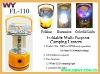 Foldable Mulit Purpose Camping Lantern FL-110