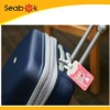PU Luggage Tag/PVC luggage tag/leather luggage tag