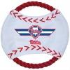 Promotional Dog Rope Frisbee