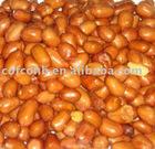 fried red skin peanut