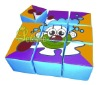 moving 3d cube block puzzle LT-02B0154