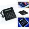 New mouse pad 10 digits multifuctional desk calculator with 4 USB Hub(CAP0017)