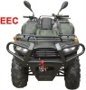 400CC utility ATV with EEC