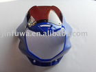 motorcycle head lamp cover