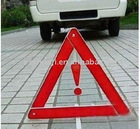 Road Reflective Triangle Warning Stop Sign; Triangle Safety sign
