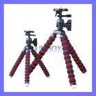 flexible spongia tripod for digital camera & video camera
