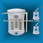 Lifemax Autodial elderly medical alert alarm system - Help Alarm with two blue panic buttons CX-66A-I