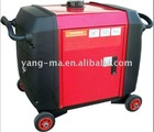 single phase 220V 50/60HZ 2KW/2.5KW air cooled portable silent gasoline generator