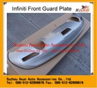 For 2012 Infiniti Front and Rear Car Accessories Skid plate