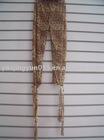 Fashionable Nylon Leopard Graphic Ladies Leggings